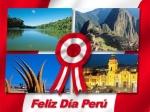 Feliz Dia Peru